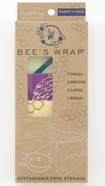 Beeswrap Variety Pack, Bee's Wrap