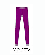 Brody Flat-knit Organic Cotton Leggings (6 color choices: Plum, Black, Brown, Light Purple, Cobalt Blue, Dark Purple))