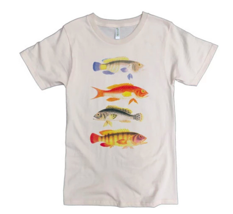 Fish Kids Organic Cotton T-shirt