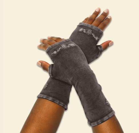 Organic Cotton Arm Warmers