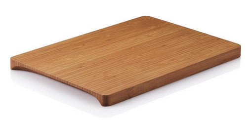 "Undercut Bamboo Sustainable Cutting Board, Small 61/2"" x 61/2"""