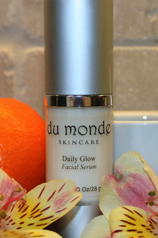 All Natural Facial Moisturizer, Du Monde Daily Glow Serum | Upland Road