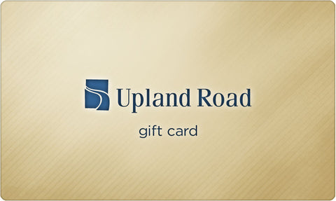 Upland Road Gift Cards start at $25