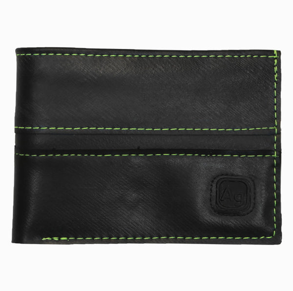 Franklin Wallet, Eco-friendly Wallet, Alchemy Goods Wallet, Upcycled Innertubes wallet