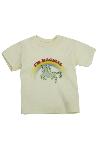 I'm magical - organic cotton kids tee