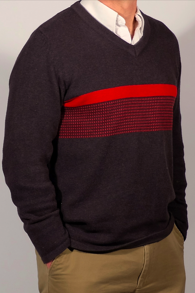 Impala Men's Organic Cotton Sweater