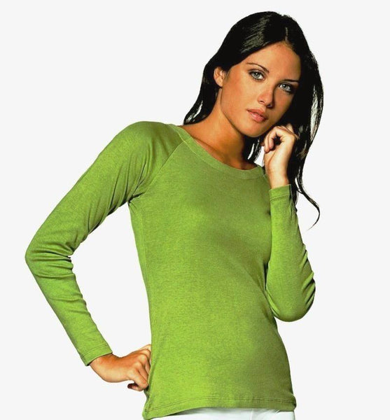 Lightweight Lombarde Long Sleeve 100% Organic Cotton Shirt - In 6 Colors