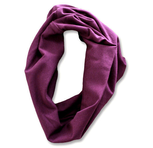 wide organic cotton hairband, marsala - Maggie's Organics - Upland Road | Eco-Boutique