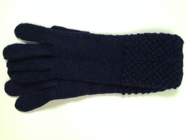 nuit alpaca gloves - eco-friendly fiber | Upland Road