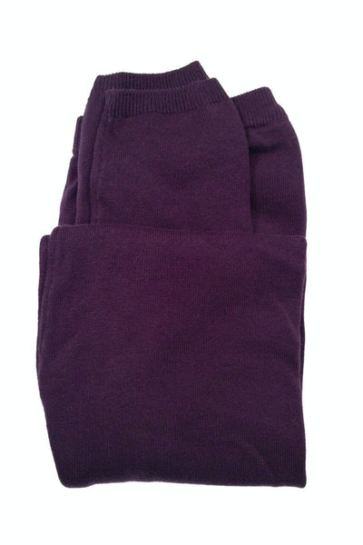 Brody 100% organic cotton Leggings - Purple / Plum