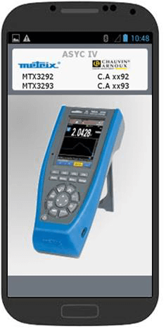 IP67 multimeter now with Android connectivity