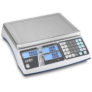 Kern RIB: High-quality retail scale with large item memory, user-friendly concept of operation and EC type approval [M]