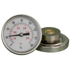 63mm Magnetic Pipe Thermometer