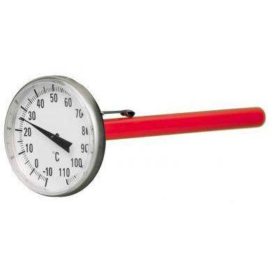 45mm HVAC Test Point Thermometers - GNW Instrumentation