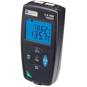 CA1822 - 2 Channel Logging Thermometer, 2 Input