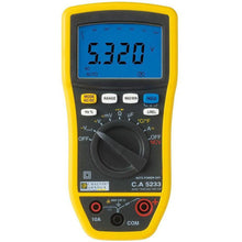 Load image into Gallery viewer, CA 5233 digital multimeter