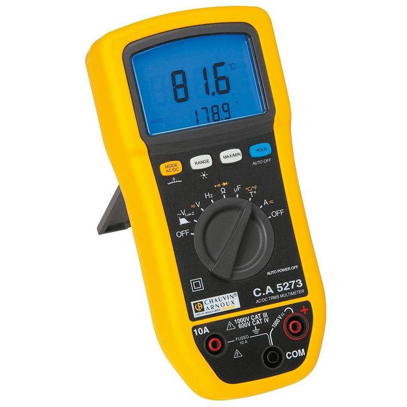 CA 5273 - Digital Multimeter - GNW Instrumentation