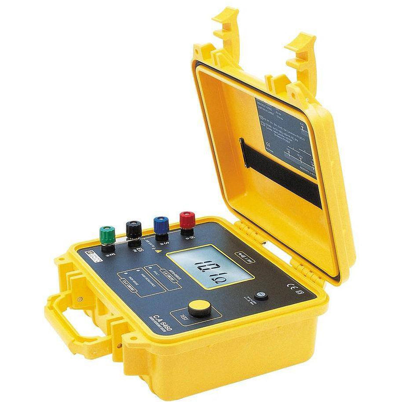 CA6460 Earth & Resistivity Tester