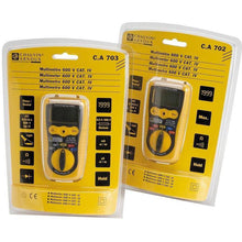 Load image into Gallery viewer, CA 703 - Pocket Digital Multimeter
