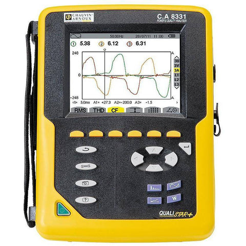Power & Energy Quality Analysers