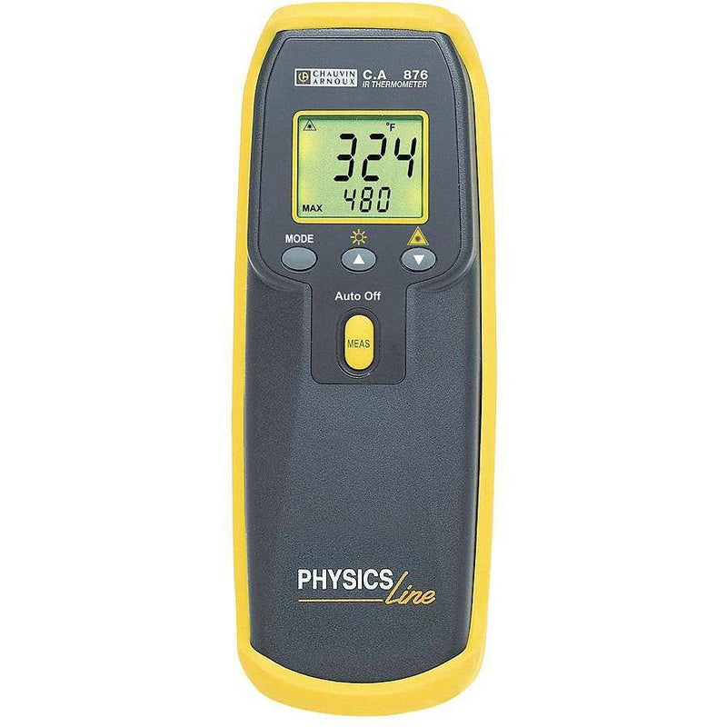 CA876 - Type K & Infrared Thermometer - GNW Instrumentation