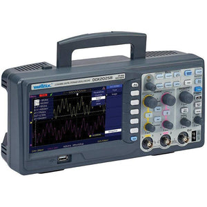 DOX2025B - 2 Channel Digital Oscilloscope 25Mhz