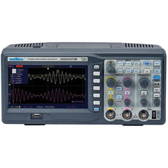 DOX2070B - 2 Channel Digital Oscilloscope 70Mhz - GNW Instrumentation