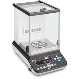 Kern ABP: Premium Analytical Balance With The Latest Single-Cell Generation For Extremely Rapid, Stable Weighing Results