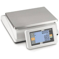 Kern RFE: Compact portion scale with 2 XXL displays – weight, unit price, total price and TARE value at a glance - GNW Instrumentation