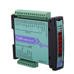 TLB4 SERCOS III Weight Transmitter - GNW Instrumentation