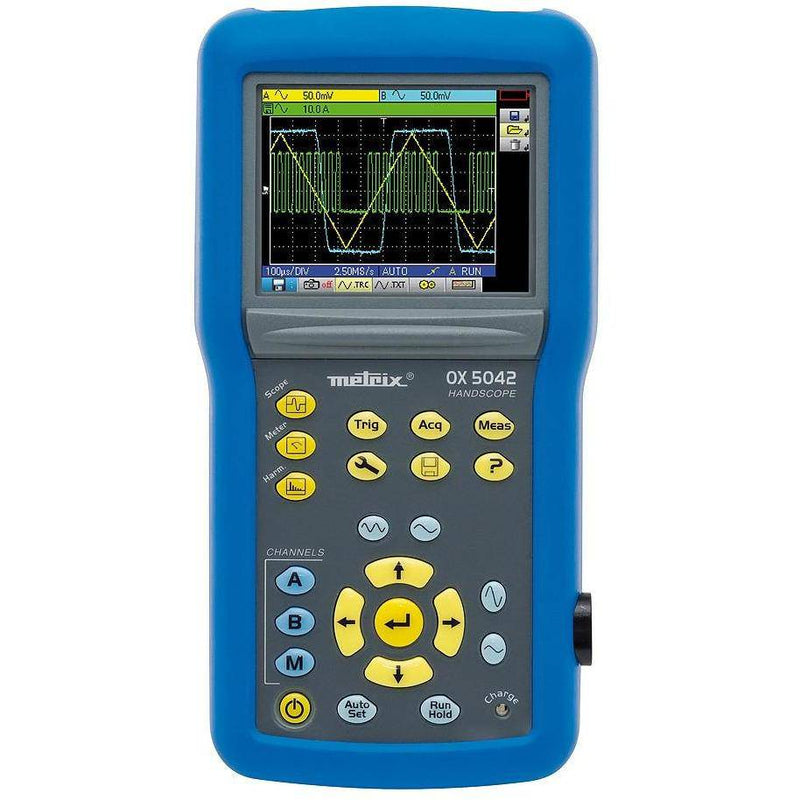 OX5042-C - 2 Channel Oscilloscope 40 MHz - GNW Instrumentation