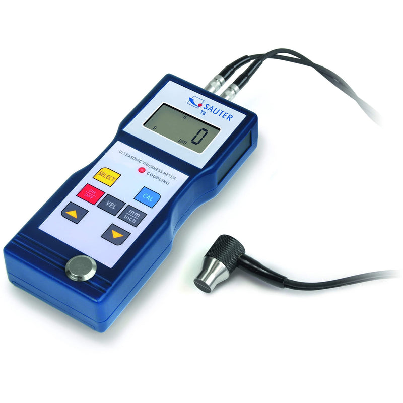 Sauter TB Coating Thickness Meter - GNW Instrumentation