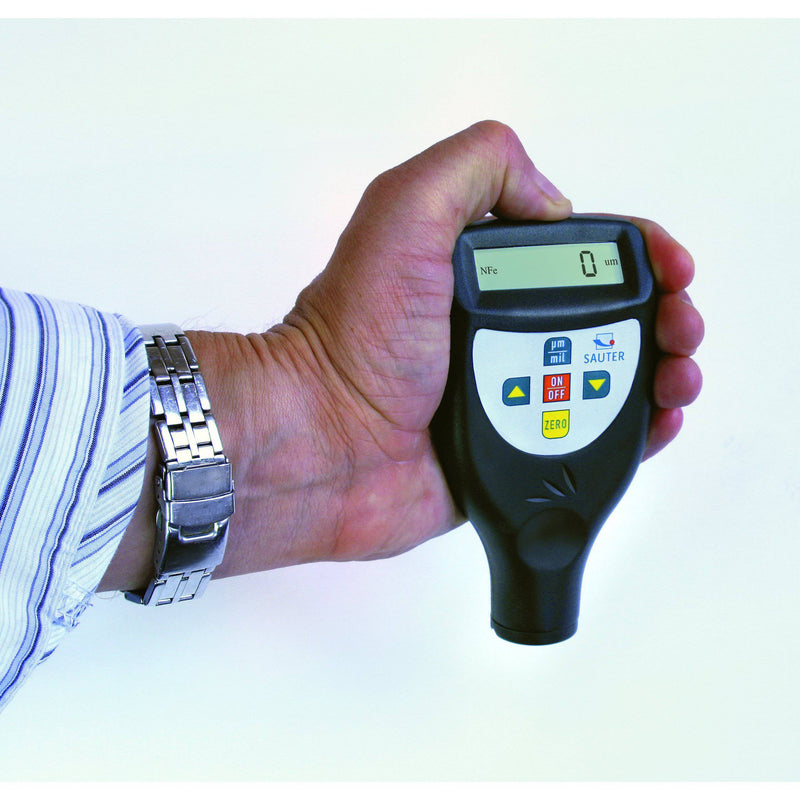 Sauter TC Coating Thickness Meter - GNW Instrumentation