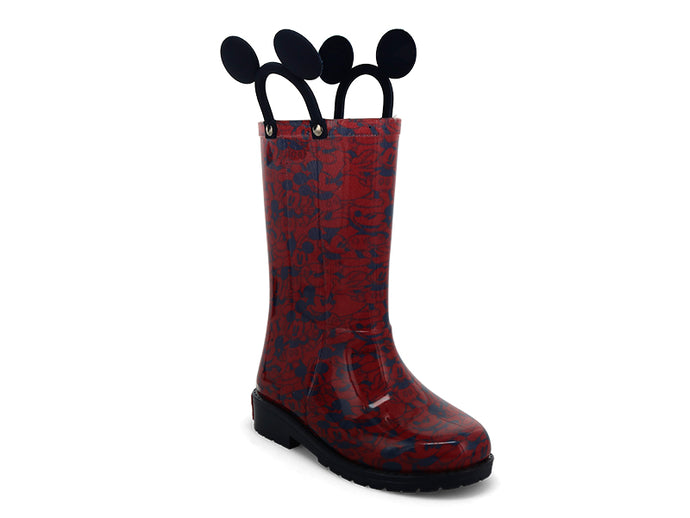 12711-DISNEY MICKEY BOTA FULL PLASTIC