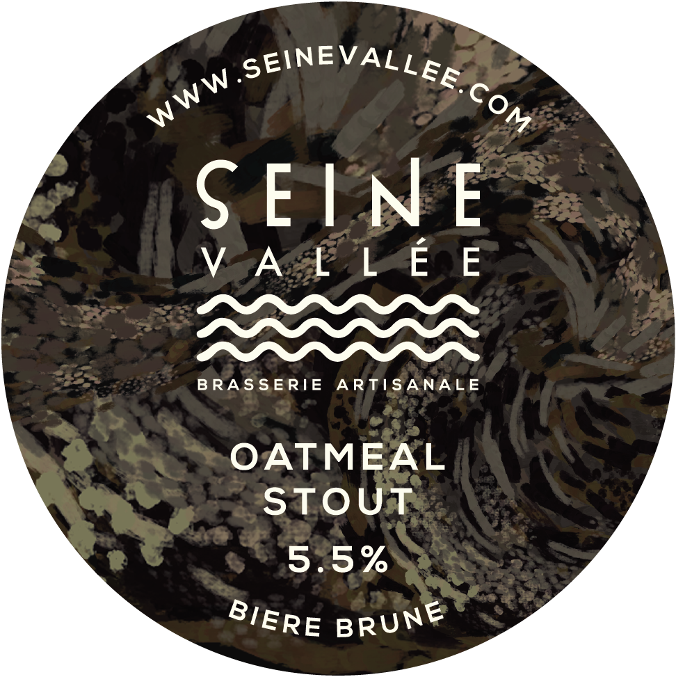 Stout à l'avoine - KEG