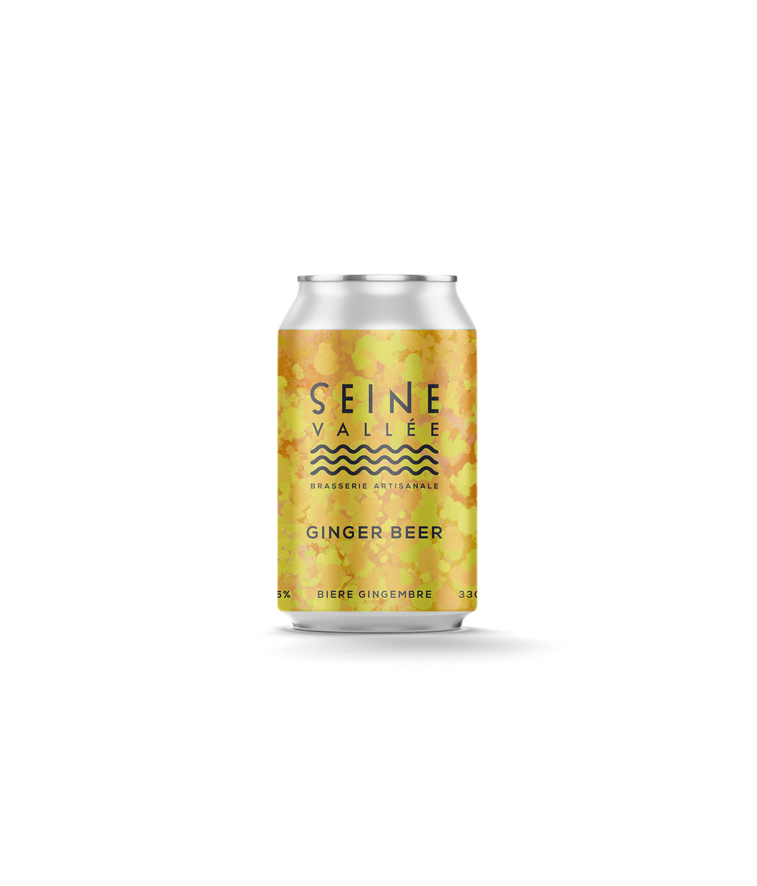 Ginger Beer - Biere Gingembre (12/24) Pack