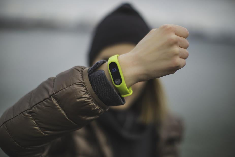 wearables smartbands