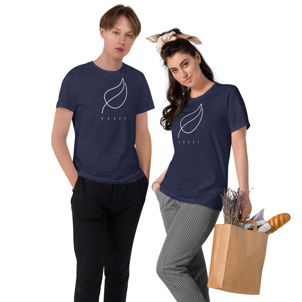 VZ Leaf - Unisex Organic Cotton T-Shirt