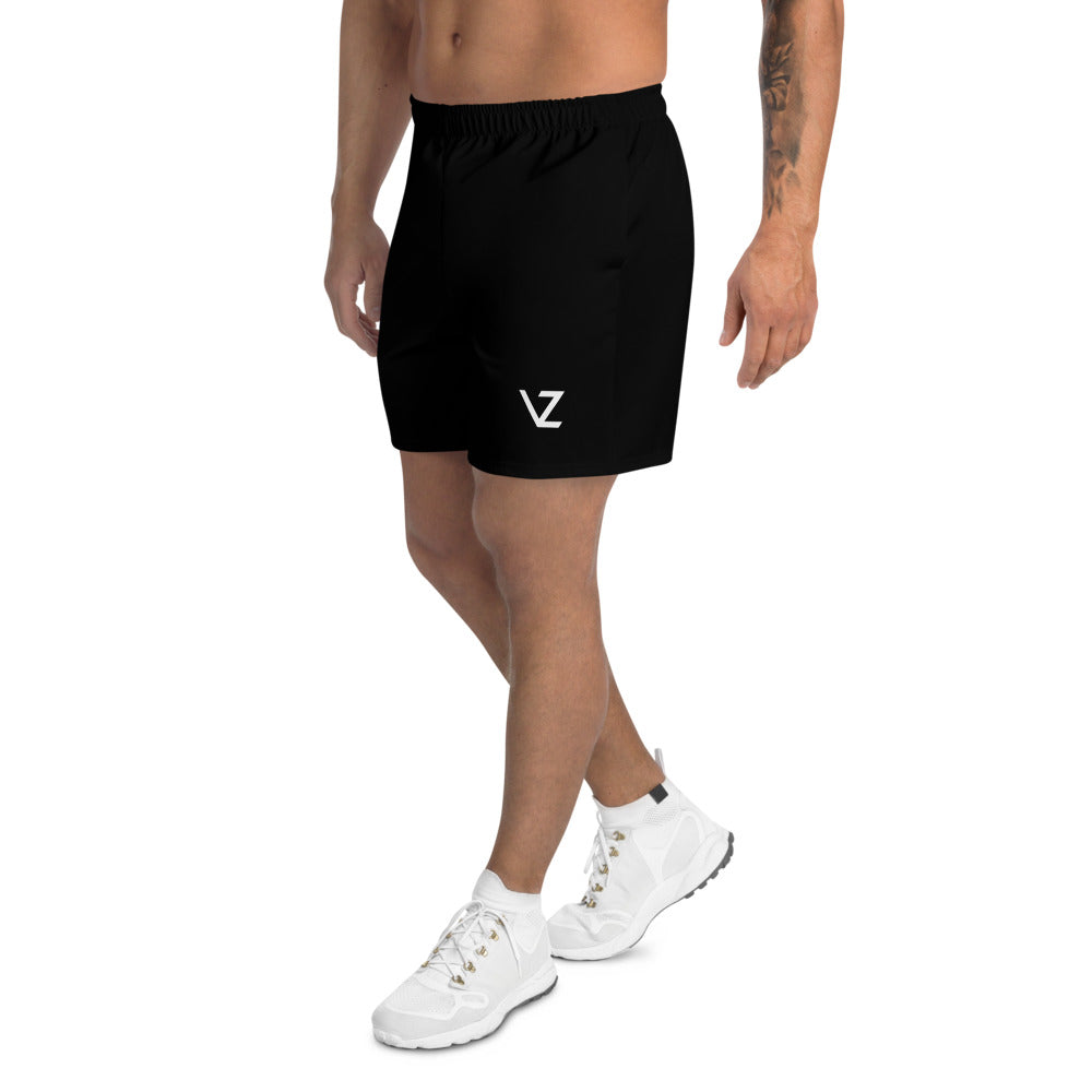 VZ Elite - Men's Black Training Shorts