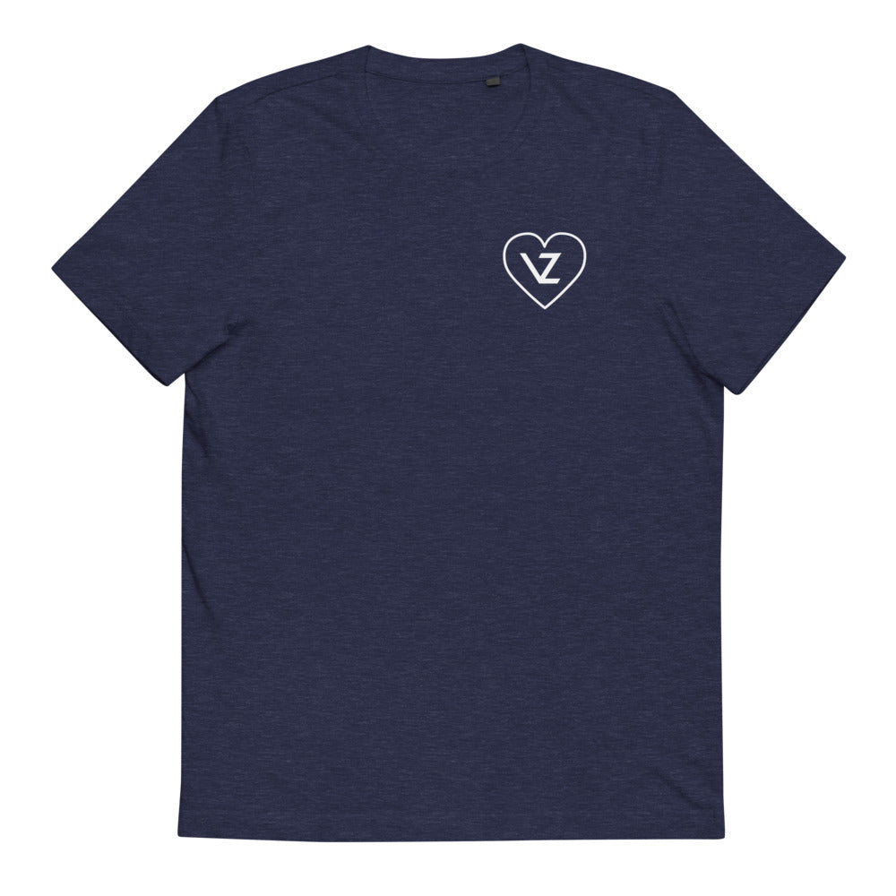 VZ Love - Unisex Organic Cotton T-Shirt