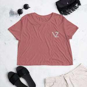 VZ Elite - Ladies Crop Tee