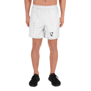 VZ Elite - Men's White Training Shorts