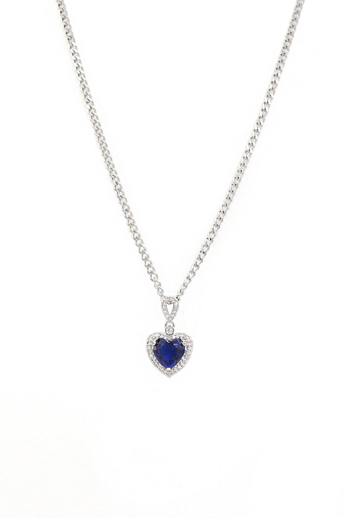 The Blue Sweetheart Chain