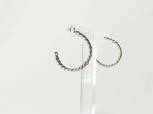 The Diamond Cut Curb Hoops
