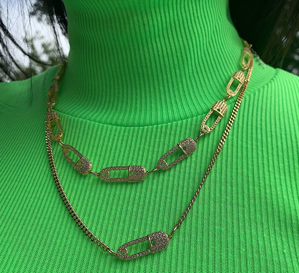 The Gold Ultimate Drip Chain