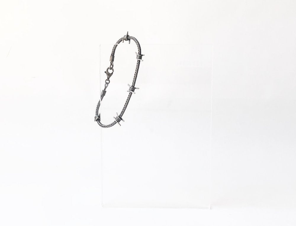 The Barbed Wire Bracelet