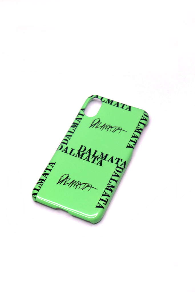The Green DALMATA Logo Phone Case