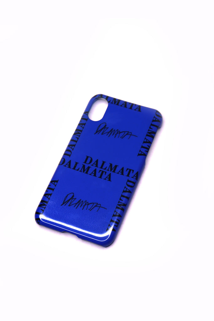 The Blue DALMATA Logo Phone Case