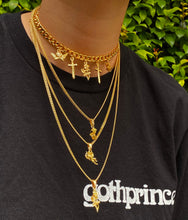 Load image into Gallery viewer, All My Love Gold Chain