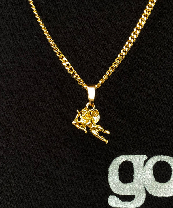 All My Love Gold Chain